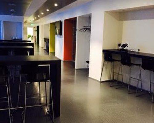 Maling af indendørs lokaler til virksomheder og erhverv
